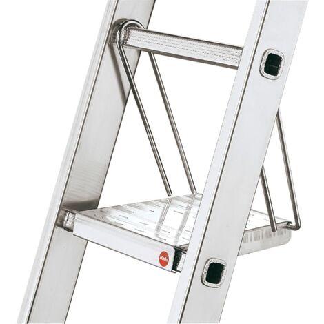 Hailo Plataforma de escalera colgante acero 9950-001