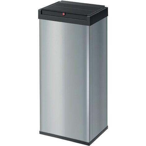 Hailo Schwingdeckel-Abfallbox - HxBxT 770 x 340 x 260 mm, 60 l