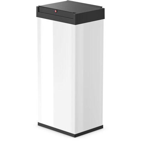 Hailo Waste Bin Big-Box Swing Size XL 52 L White 0860-231 - White