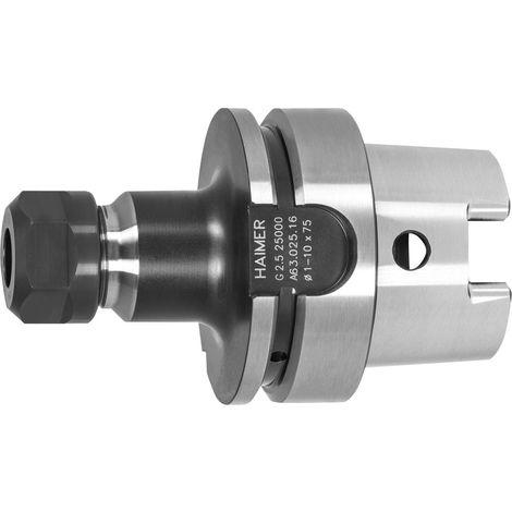 Haimer Spannzangenfutter ER D69893A HSK-A 63-16x100mm