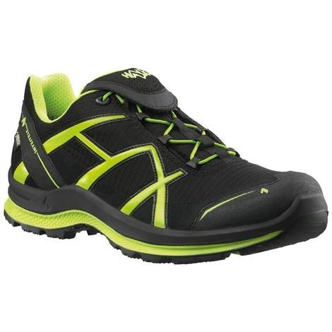 HAIX Black Eagle Adventure 2.0 GTX low/black-citrus Stabile Schuhe für Sport und Freizeit.