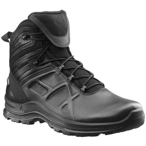 HAIX Black Eagle Tactical 2.0 GTX mid/black Bottes en cuir tactique