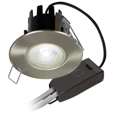 Halers H2 LiteT LED Downlight Brushed Steel 4000K IP65