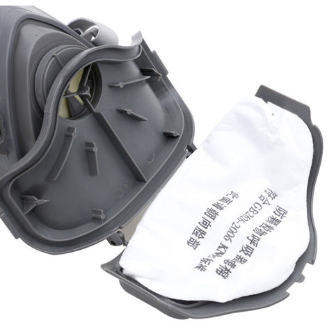 Half Face Painting Spraying Respirator Dust Mask Protect Dust Mask