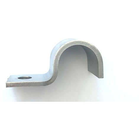Half Saddle / P Clamp - 16 MM - T316 (A4) Marine Grade Stainless Steel
