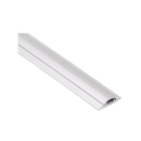 """main image of """"Hama Cache-câbles en PVC, semi-circulaire, 100/3,5/0,9 cm, blanc (20617)"""""""