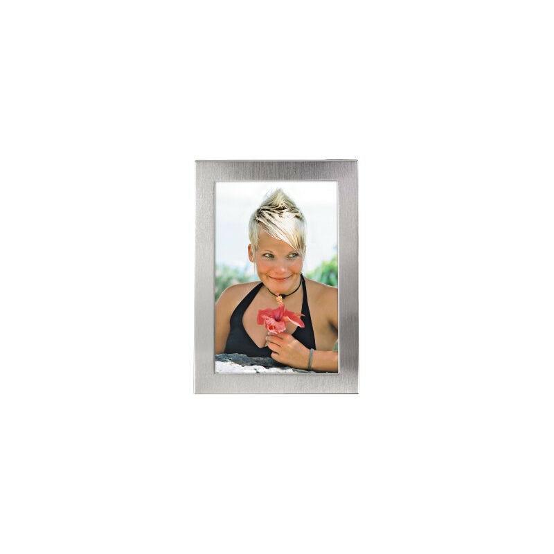 Hama portrait cadre cadre photo Davos or métal 10x15 cadre images photo