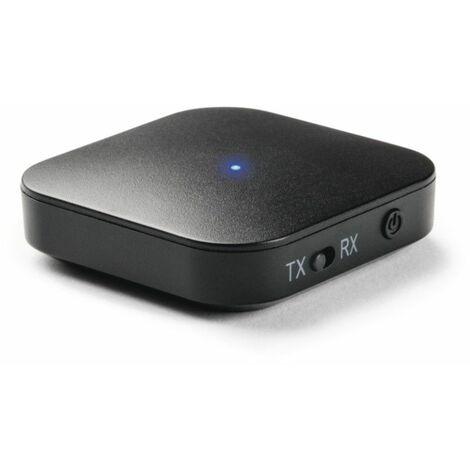 Hama Transmetteur Bluetooth® TV, Adaptateur audio 2 en 1 - Noir