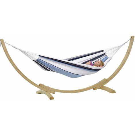 Hamac avec support en bois Apollo marine