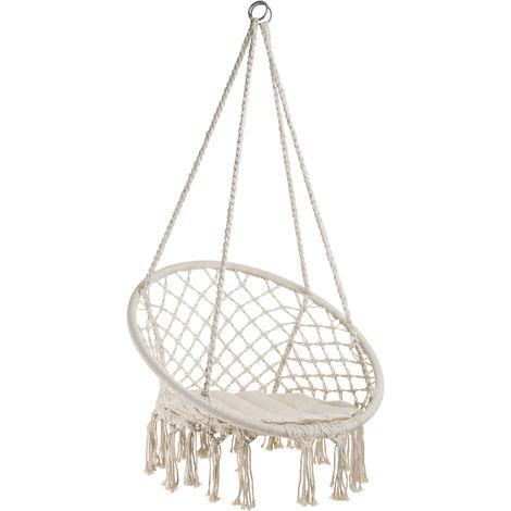 """main image of """"Fauteuil suspendu JANE - hamac chaise, hamac suspendu, chaise suspendue"""""""