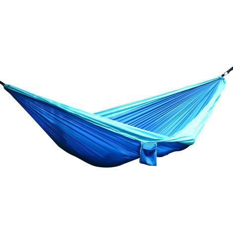"""main image of """"Hamac De Camping, Bleu"""""""