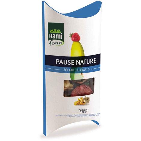 Hamiform - Pause Nature Salade de Fruits pour Rongeur - 120g