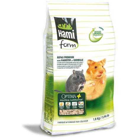Hamiform - Repas Premium Optima+ pour Hamster - 1,8Kg