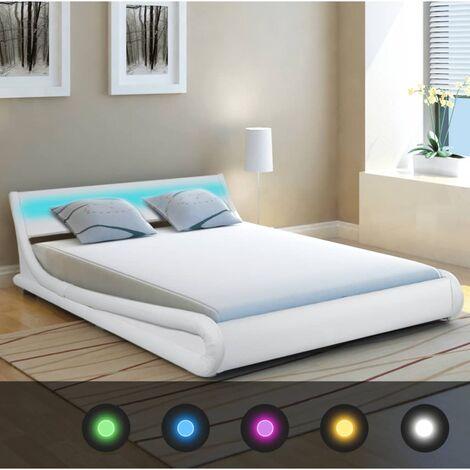 Hamil Upholstered Platform Bed by Ivy Bronx - White