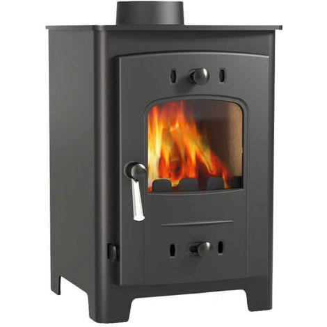 Hamlet Hardy 4 Wood Burning Multifuel Stove