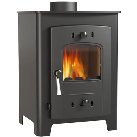 Hamlet Hardy 5 Wood Burning Multifuel Stove