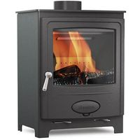 Hamlet Solution 5 SC Ecodesign Ready Wood Burning Stove