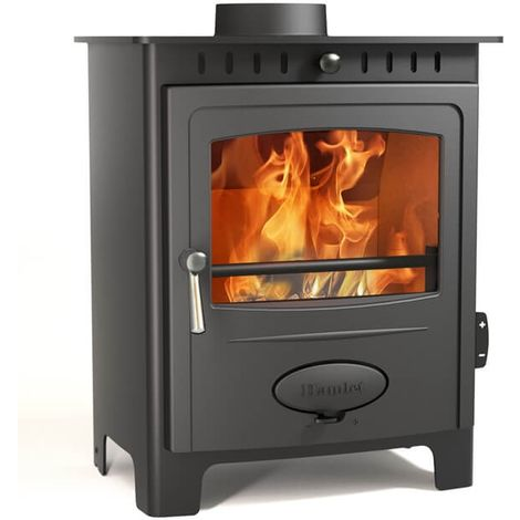 Hamlet Solution 7 Wood Burning / Multi Fuel Stove