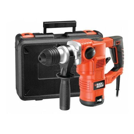Hammer SDS, 1250W 3.5J, en Coffret BLACK & DECKER