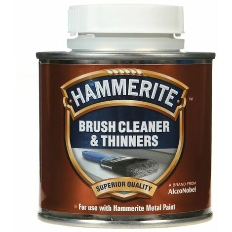Hammerite Brush Cleaner & Thinners (select size)