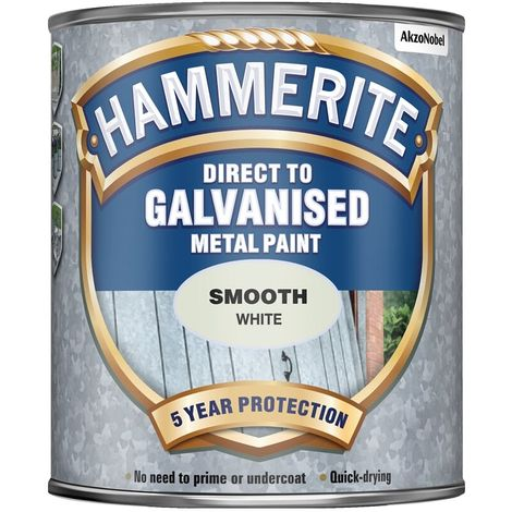 Hammerite Direct To Galv 750ml (choose colour)
