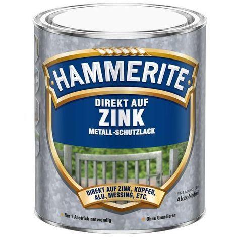 HAMMERITE Direkt auf Zink Kupfer 750ml - 5087563