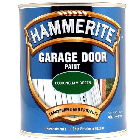 Hammerite Garage Door Paint 750ml (select colour)