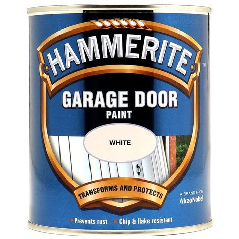 Hammerite Garage Door Paint 750ml (select colour)