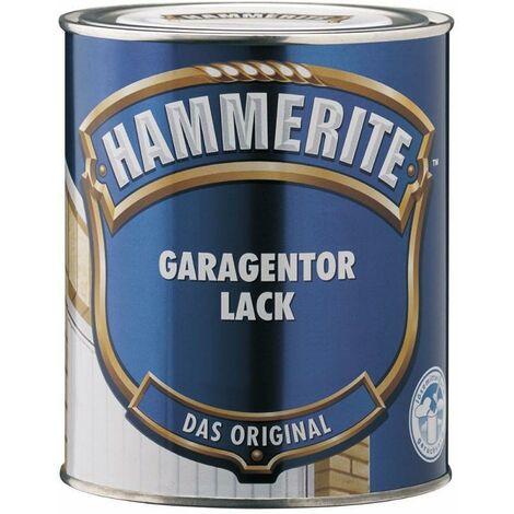 HAMMERITE Garagentor-Lack Weiss 750ml - 5087570