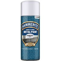 Hammerite - Hammered Direct To Rust Metal Paint - Aerosol - All Colours