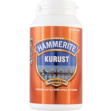 Hammerite - Kurust Metal Rust Remover - No Primer Or Undercoat Required