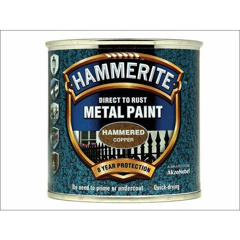 Hammerite Metal Paint Hammered Black