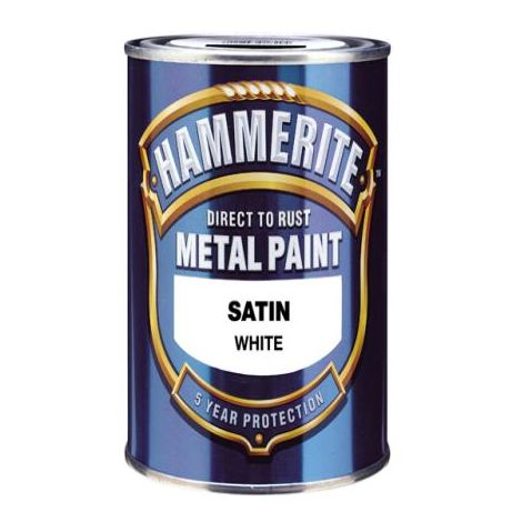 Hammerite Metal Paint Satin (select size)