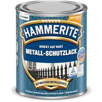 HAMMERITE Metallschutz-Lack Hammerschlag Schwarz 750ml - 5087622