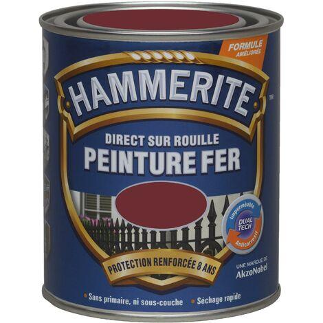 Hammerite Peinture fer Direct sur rouille Mat