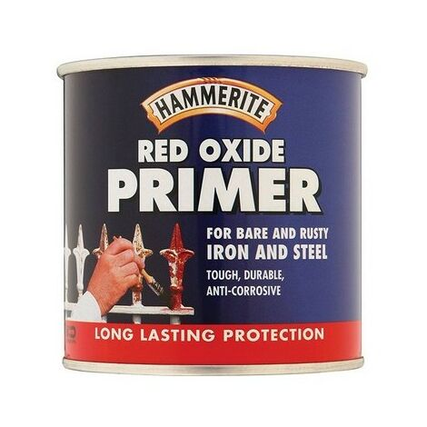 Hammerite Red Oxide Primer (select size)