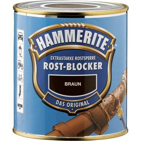 Hammerite Rostblocker braun