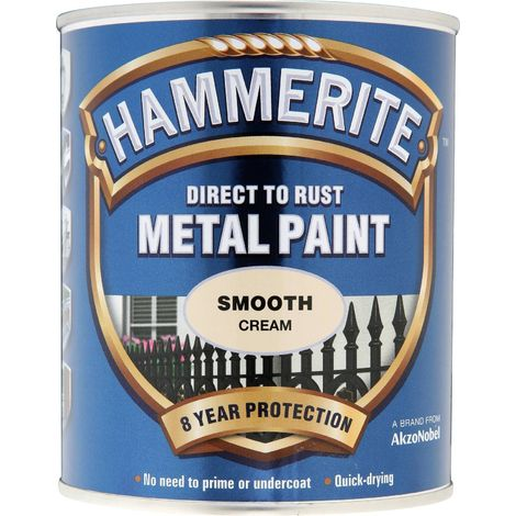 Hammerite Smooth Finish 750ml (choose colour)