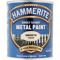 Hammerite Smooth Finish 750ml (choose colour)