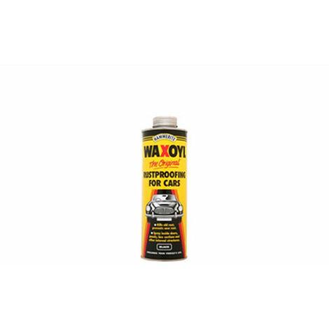 Hammerite Waxoyl Rustproofing - Clear Pressure Can 2.5 Litre