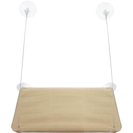Hammock Seat Cushion Mat Bed Window Mount Sunny For Cat Puppy Animal