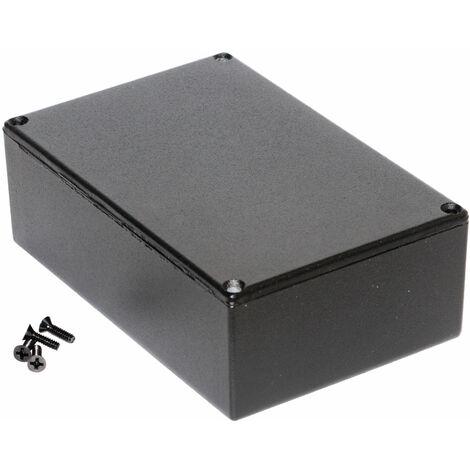 Hammond 1590JBK Diecast Enclosure Black (145 x 95 x 48mm)