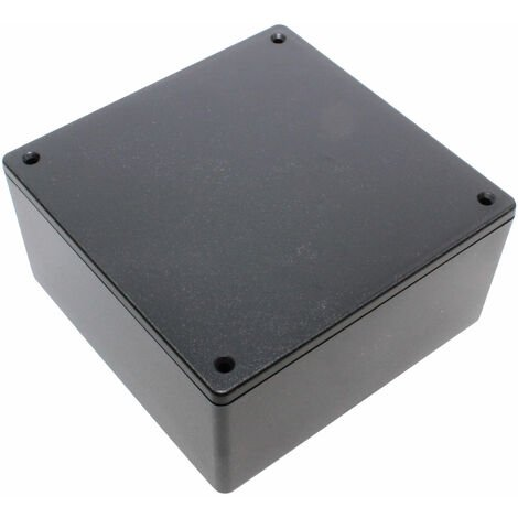 Hammond 1591DSBK Multipurpose GPABS Enclosure 150 x 80 x 50 Black