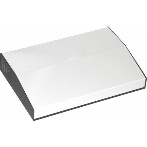Hammond 515-0950 Sloped Enclosure 201x299x58/34mm Steel 2-Tone Grey