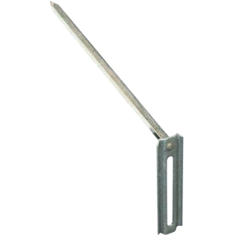Hampe à pointe (400 mm)