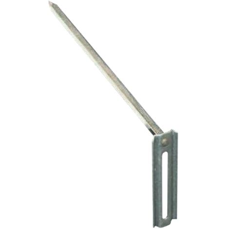 Hampe pointe (400 mm)
