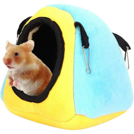 Hamster House, Hamster Transport Cage Basket Guinea Pig Nest Small Pet Supplies Squirrel Chinchilla Rabbit Guinea Pig
