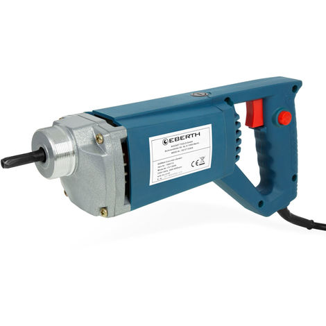Hand held electric Concrete vibrator engine (800 watts, engine only, blue color)
