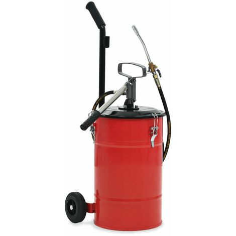 Hand-Operated Grease Pump 12 L