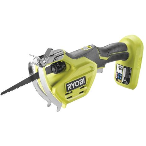 Hand Pruner RYOBI 18V OnePlus - Without battery and charger RY18PSA-0